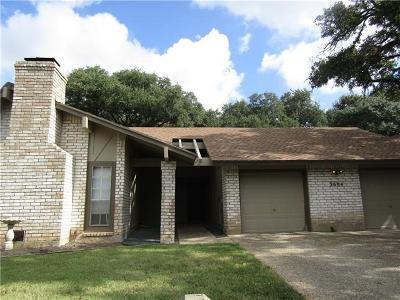 Austin Rental For Rent: 3604 Summit Bnd #B