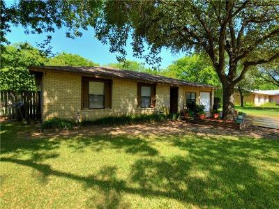 Round Rock Single Family Home Pending - Taking Backups: 1512 W Mesa Park Dr