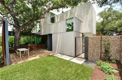 Austin Single Family Home For Sale: 1106 S 5th St