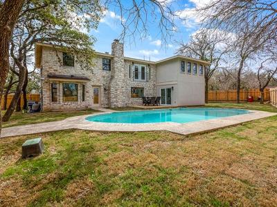 Round Rock Single Family Home For Sale: 802 Lime Rock Dr