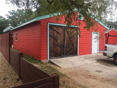Austin Single Family Home For Sale: 1181 Pandora St