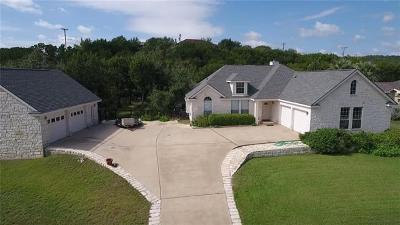 Spicewood Single Family Home For Sale: 636 Newport Dr