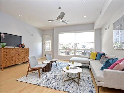 Austin Condo/Townhouse For Sale: 3200 Grandview St #2