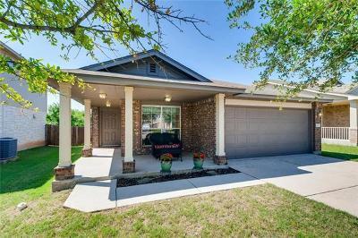 Leander Single Family Home For Sale: 1002 Aiken Dr