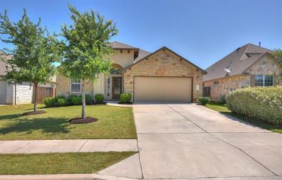 Round Rock Single Family Home Pending - Taking Backups: 3512 Penelope Way