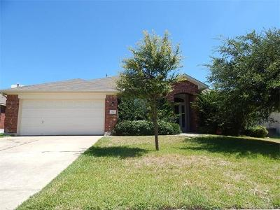 Pflugerville Single Family Home For Sale: 916 Windsor Castle Dr