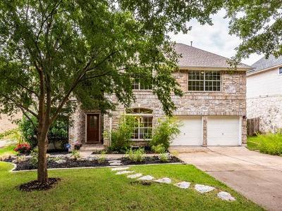 Travis County Single Family Home Pending - Taking Backups: 7105 Bending Oak Rd