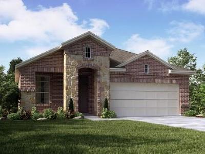 Leander Single Family Home For Sale: 1609 Dubiel Dr