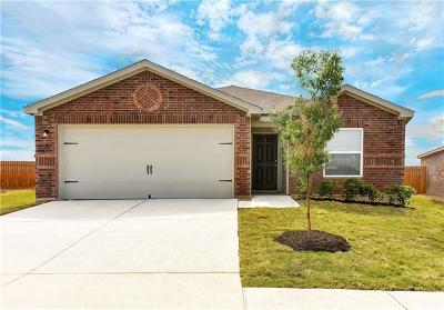 Liberty Hill Single Family Home For Sale: 117 Proclamation Ave