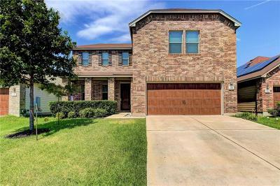Pflugerville Single Family Home For Sale: 14424 Lake Victor Dr