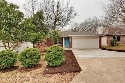 Austin Single Family Home For Sale: 5454 Walnut Grove Dr