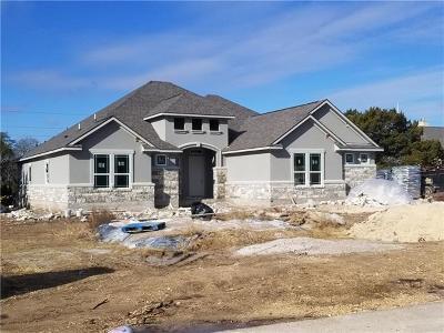 Liberty Hill Single Family Home For Sale: 101 Ken Pelland Cv