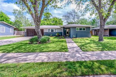 Single Family Home For Sale: 5007 Westfield Dr