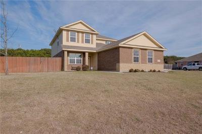 Harker Heights Single Family Home Pending - Taking Backups: 3909 Walden Creek Xing
