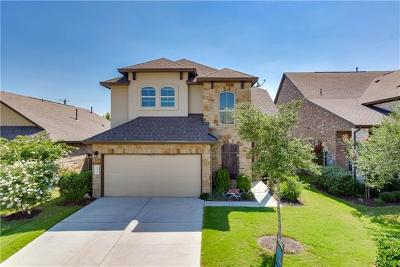 Georgetown Single Family Home For Sale: 1232 Clearwing Cir