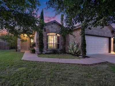 Hutto Single Family Home For Sale: 207 Tricia Ln