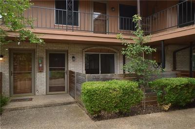 Condo/Townhouse For Sale: 7801 Shoal Creek Blvd #147
