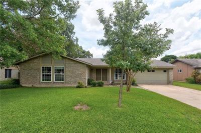 Single Family Home Pending - Taking Backups: 9613 Moorberry St