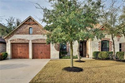 Cedar Park Single Family Home Pending - Taking Backups: 1611 Rimstone Dr