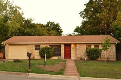 Travis County Single Family Home For Sale: 6909 La Salle Dr
