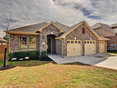 Hays County Single Family Home For Sale: 529 Catalina Ln