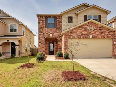 Austin Single Family Home For Sale: 6225 Garden Rose Path