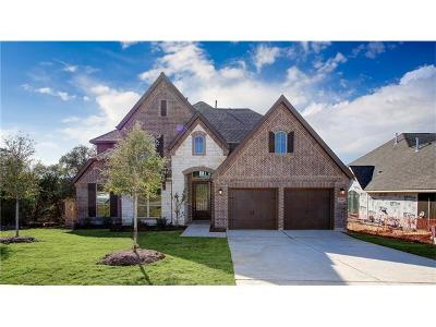 Georgetown Single Family Home For Sale: 2005 Limestone Lake Dr