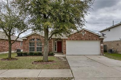Pflugerville Single Family Home For Sale: 1421 Darjeeling Dr