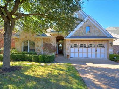 Austin Single Family Home For Sale: 6314 River Place Blvd