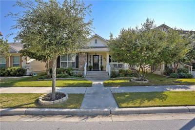 Pflugerville Single Family Home Pending - Taking Backups: 728 Niobrara River Dr