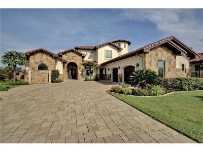 Hays County, Travis County, Williamson County Single Family Home For Sale: 12712 Monte Castillo Pkwy