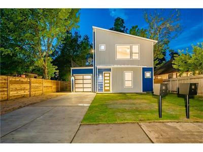 Single Family Home For Sale: 1710 Garden St