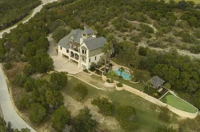 Leander Single Family Home For Sale: 8013 Lake Mountain Ln