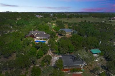 Dripping Springs Single Family Home Pending - Taking Backups: 408 Blue Creek Dr