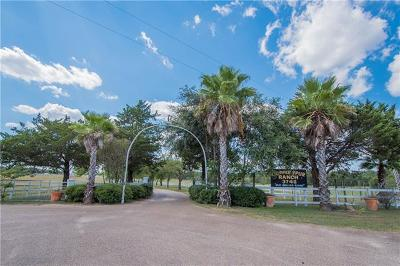 Refugio County, Goliad County, Karnes County, Wilson County, Lavaca County, Colorado County, Jackson County, Calhoun County, Matagorda County Single Family Home For Sale: 3748 Goliad Rd