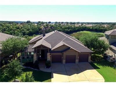 Leander Single Family Home For Sale: 1716 Harvest Dance Dr