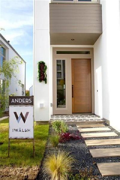 Single Family Home For Sale: 2524 Watkins Way