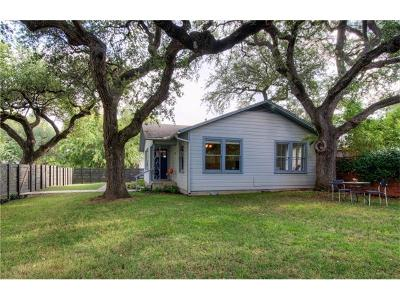 Austin Single Family Home For Sale: 2115 Newton St