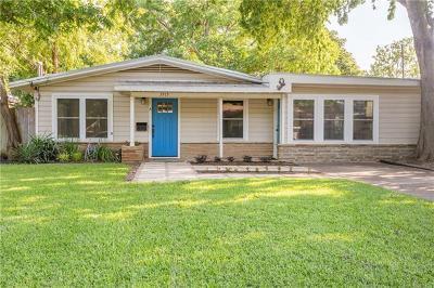 Austin Multi Family Home Pending - Taking Backups: 1915 Cullen Ave
