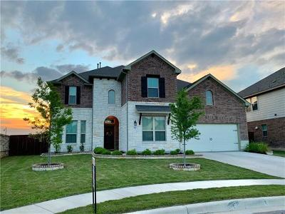 Liberty Hill Single Family Home For Sale: 222 Mindy Way