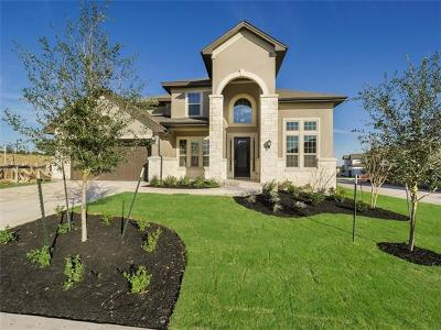 Leander Single Family Home For Sale: 1720 Siena Sunset Rd
