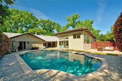 Austin Single Family Home Pending - Taking Backups: 2508 Spring Creek Dr