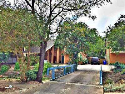 Travis County Condo/Townhouse Pending - Taking Backups: 1405 Bridgeway Dr #2