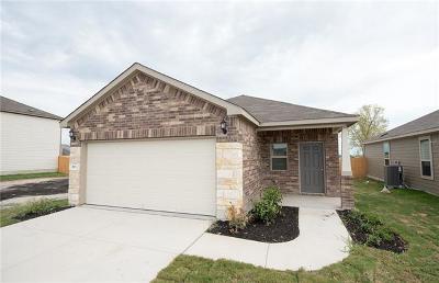Williamson County Single Family Home For Sale: 613 Sonterra Blvd
