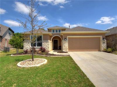 Sun City Single Family Home For Sale: 106 San Jacinto Creek Cv
