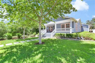 Austin Single Family Home For Sale: 3716 Bonnie Rd