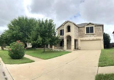 Killeen TX Single Family Home For Sale: $156,900