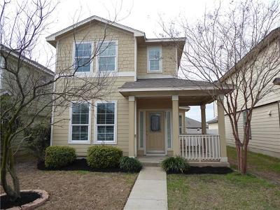 Pflugerville Single Family Home Pending - Taking Backups: 903 Craters Of The Moon Blvd