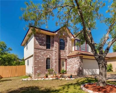 Travis County Single Family Home Pending - Taking Backups: 5805 Blanco River Pass