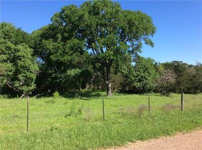 Bell County, Burnet County, Comal County, Fayette County, Hays County, Lampasas County, Lee County, Llano County, San Saba County, Travis County, Williamson County Farm For Sale: County Road 205